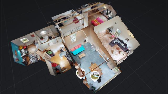 Villa Toulouse - Visite virtuelle 3D