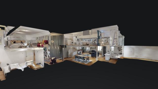 Appartement Prestige Toulouse visite virtuelle