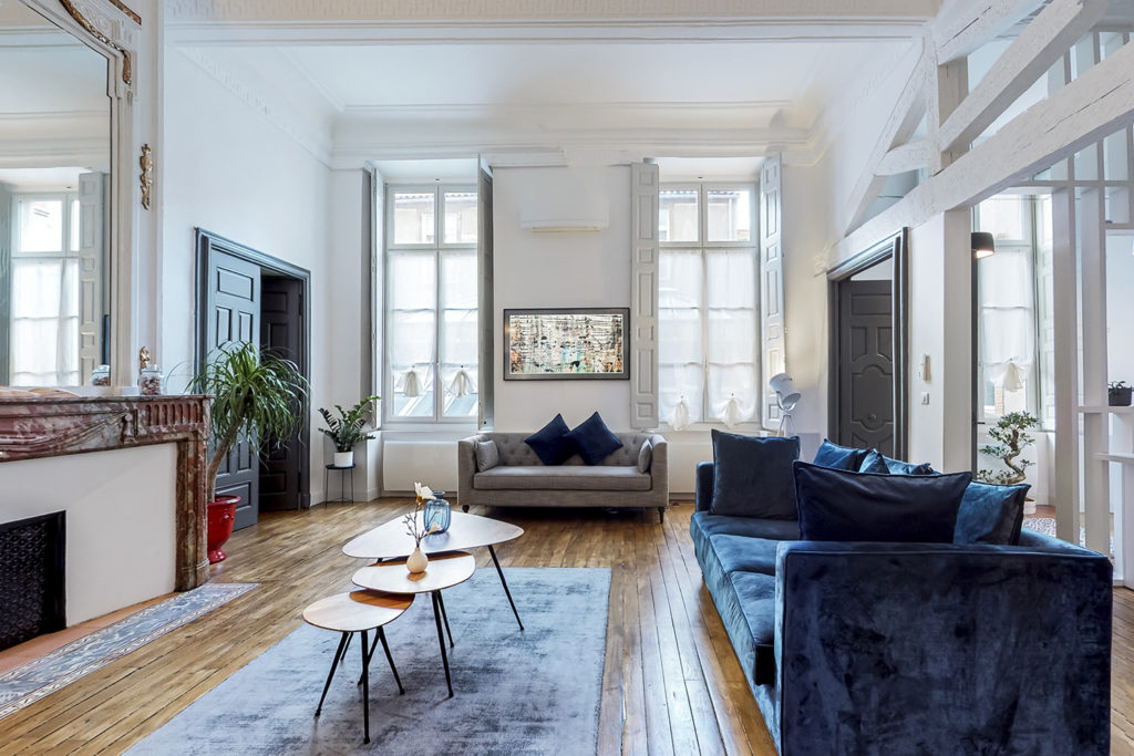 Appartement Luxe Toulouse