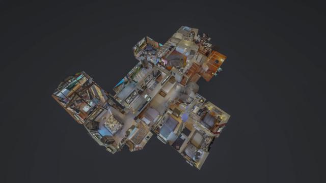 Maison de charme Toulouse Visite virtuelle