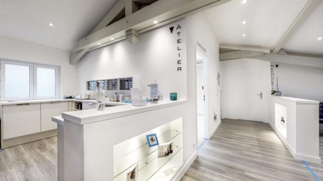 Mise en valeur boutique visite virtuelle